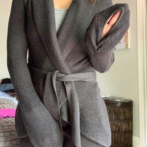 Lululemon Yoga Wrap Sweater